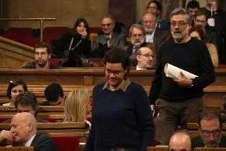 Vés a: La CUP demana un front ampli contra la repressió de l'«Espanya de Felip VI»