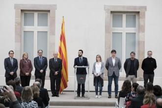 Vés a: Torrent crida a un «front comú» en defensa de la democràcia i els drets fonamentals