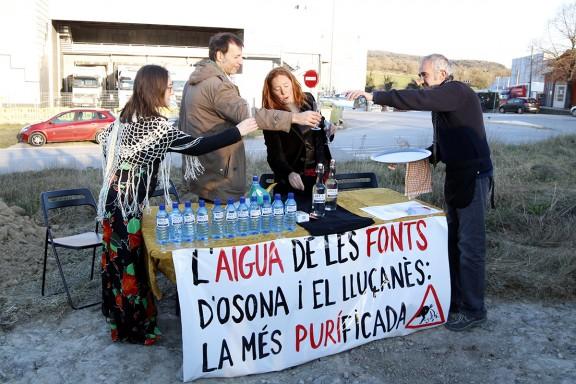 Vés a: El GDTer denuncia la persistent contaminació per nitrats a Osona