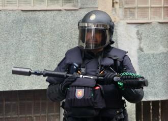 Vés a: Denuncien un augment alarmant de violència policial derivat de l'1-O