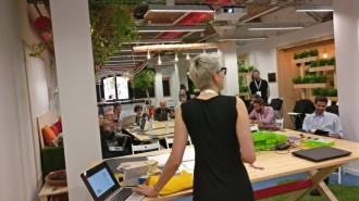 Vés a: Un punt de trobada per a emprenedors dels sectors digital i tecnològic