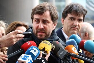 Vés a: La mesa del Parlament accepta la delegació de vot de Toni Comín