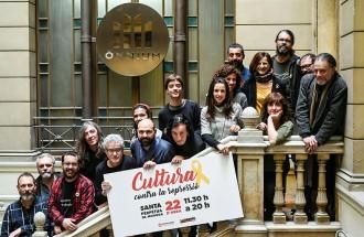 Vés a: La cultura, un clam contra la repressió: nou hores en defensa de les llibertats
