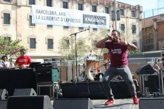 Vés a: Els rapers condemnats a presó responen Loquillo amb contundència