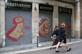 Vés a: Barcelona, personalitat en descomposició