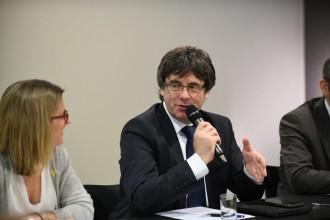 Vés a: Revés del Consell de Garanties a la investidura a distància de Puigdemont