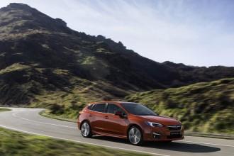 Vés a: Nou Subaru Impreza: l'emoció de conduir una llegenda