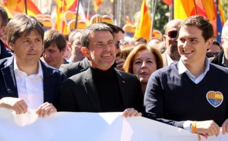 Vés a: Cs ofereix a Manuel Valls ser candidat a l'alcaldia de Barcelona