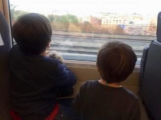 Vés a: El colpidor missatge de Josep Rull després de poder tornar a «acaronar» els seus fills