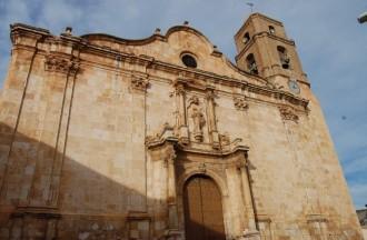 Vés a: Tanquen l'església d'Algerri per esquerdes i despreniments