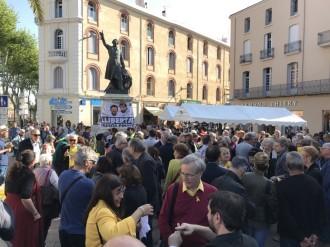Vés a: Manifestació a Perpinyà per la llibertat dels presos polítics