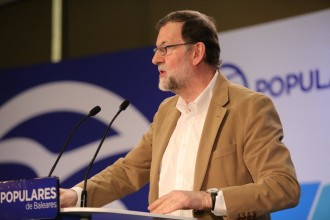 Vés a: Rajoy, sobre Cifuentes: «Ha fet el que havia de fer»