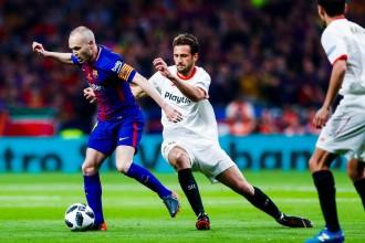 Vés a: Un Barça imperial encadena la quarta Copa consecutiva