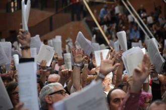 Vés a: Els comuns obriran el debat sobre el posicionament nacional a petició del sector federalista