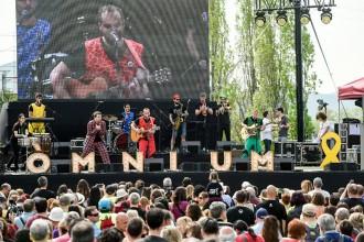 Vés a: Milers de persones clamen per la llibertat dels presos en l'homenatge d'Òmnium a Cuixart