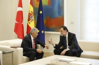 Vés a: Rajoy anuncia «accions legals» per la delegació de vot de Comín