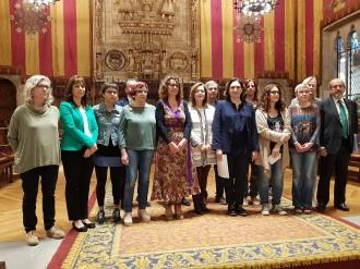 Vés a: Barcelona expressa el suport «incondicional» a les víctimes de «La Manada»