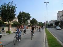 Vés a: Veïns de Sant Celoni impulsen l'ús de la bicicleta amb la «Plataforma Pedala StCeloni»