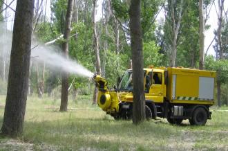 Vés a: Agricultura inicia la campanya per reduir els incendis als boscos de ribera