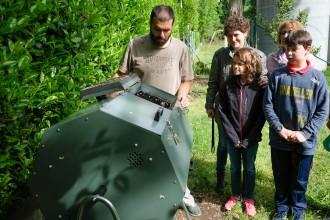 Vés a: L'Escola Pla de Dalt d'Olot inicia el reciclatge de matèria orgànica