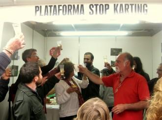 Vés a: Victòria ambiental de la Plataforma Stop Kàrting de Llinars del Vallès