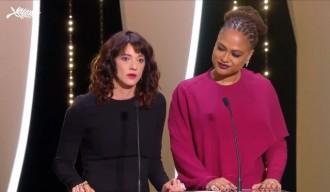 Vés a: VÍDEO Una actriu commociona Cannes denunciant que va ser violada amb 21 anys al festival