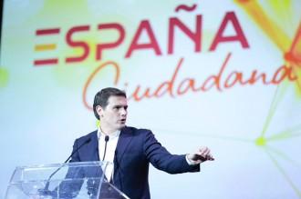 Vés a: De l'antinacionalisme a l'«Espanya ciutadana»: la iniciativa de Rivera per recuperar «l'orgull de ser espanyol»