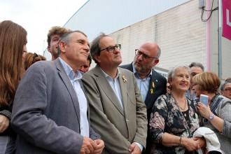 Vés a: Torra confia que el govern espanyol «no incomplirà la llei» i publicarà els nomenaments del Govern