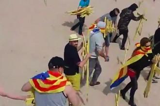 Vés a: VÍDEOS Tres ferits en un atac ultra en una platja del Maresme