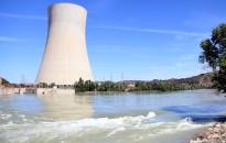 Vés a: Un curtcircuit atura el reactor II de la central nuclear de Vandellòs