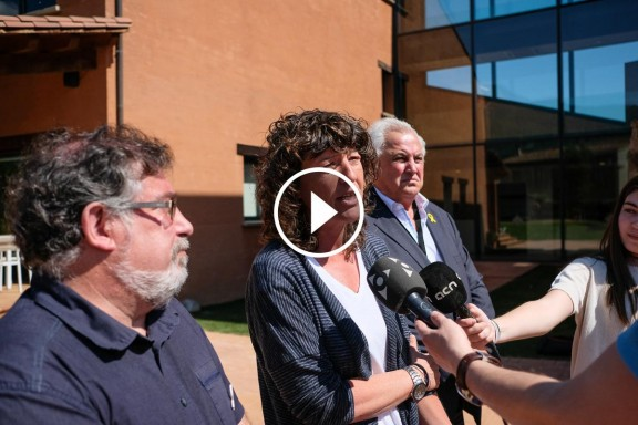 Vés a: VÍDEO Teresa Jordà anuncia el decret de dejeccions ramaderes per a finals d'any