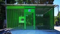 Vés a: El conseller Damià Calvet inaugura a Santa Maria de Palautordera el primer aparcament segur de bicicletes