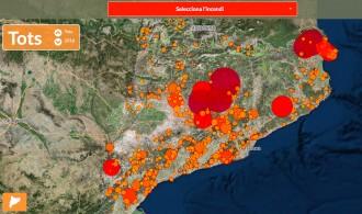 Vés a: Foc al bosc, l'aplicació per conscienciar de les conseqüències dels incendis forestals