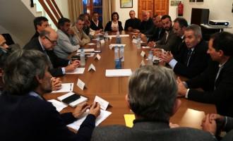 Vés a: Acord de mínims entre Administració i regants per consensuar mesures contra la regressió del Delta
