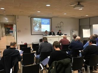 Vés a: La planificació hidrològica catalana inverteix uns 100 MEUR en el primer any d'aplicació