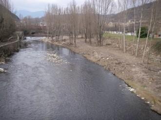 Vés a: L'ACA fa prop de 100 actuacions a Girona en trams fluvials afectats pels aiguats de la passada tardor