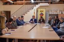Vés a: L'Associació del Parc Rural del Montserrat ja és una realitat