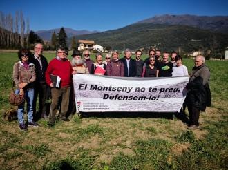 Vés a: La Coordinadora per a la Salvaguarda del Montseny impulsa una ILP per a protegir el massís