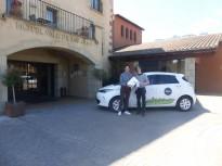 Vés a: Som Mobilitat enceta a la Garrotxa un servei per als turistes
