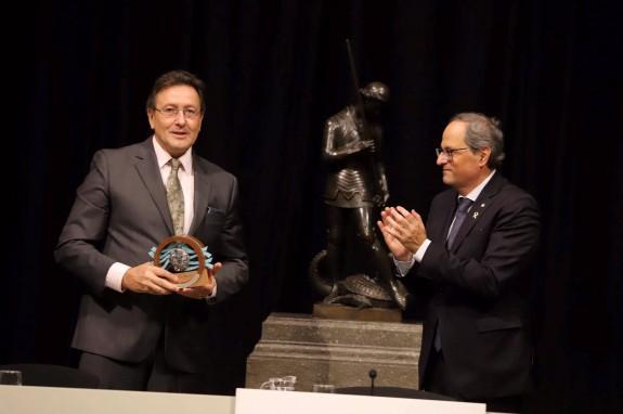 Vés a: L'oceanògraf Carlos M. Duarte rep el Premi Ramon Margalef d'Ecologia 2019