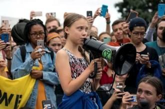 Vés a: Del tímid discurs de fa un any a icona mundial: així s'ha forjat la jove activista Greta Thunberg