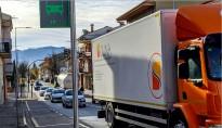 Vés a: Es manifesten amb vehicles a Olot el Dia Mundial de la Reducció de CO2