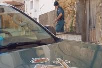 Vés a: La Guàrdia Civil investiga dos veïns de Batea per maltractar el seu gos