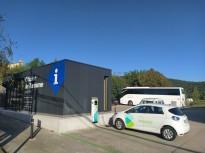 Vés a: L'Ajuntament de Santa Pau i Bassols Energia aposten per la mobilitat sostenible