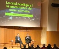 Vés a: La llei de canvi climàtic evidencia el compromís català amb el planeta