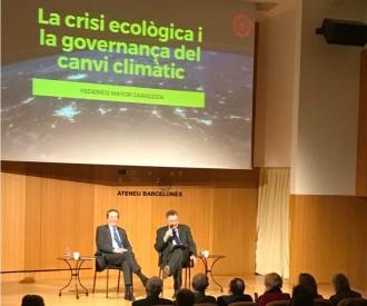 Vés a: L'olotí Santiago Vilanova, reelegit ponent d'Ecologia de l'Ateneu Barcelonès