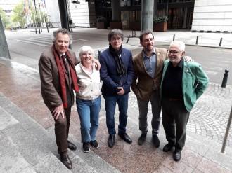 Vés a: L'ecologista olotí Santiago Vilanova nou diputat de JxCat al Parlament de Catalunya