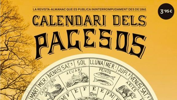 Vés a: El Calendari dels Pagesos vaticina que el 2021 serà un any fèrtil per als conreus