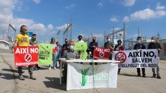 Vés a: Plataformes del Bages i del Moianès insten els ajuntaments a pressionar per aturar l'allau de parcs eòlics i solars
