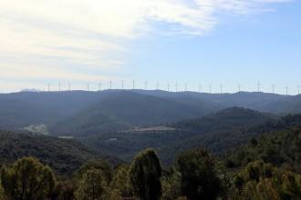 Vés a: Llum verda al parc eòlic La Maçana, que projecta deu molins entre Rubió i Castellfollit del Boix